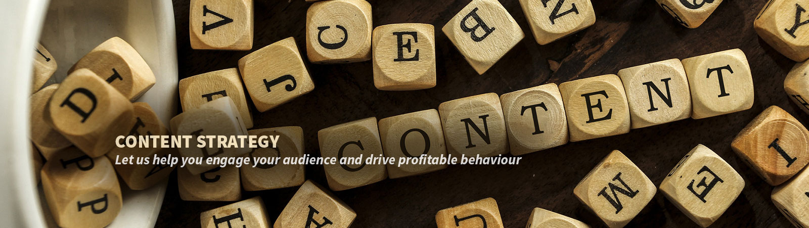 <p>Good content provides value! What do we mean by content? Content is both information and communication. It is a compilation of information, ideas and messages that are translated into some kind of written or visual format for others to engage with. We will help you engage your audience &#8211; both [&hellip;]</p>