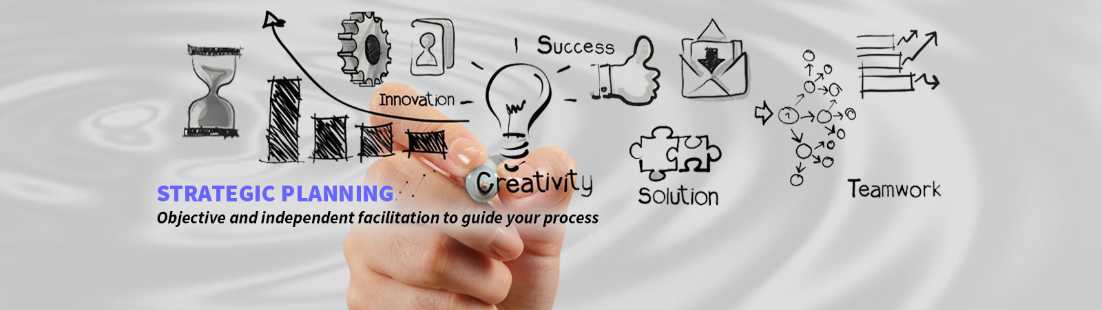 <p>The EQ behind Strategic Planning Many people will feel that it cannot addvalue to use an outsider to facilitate strategysessions as such a person will not know the businessand the vision as well as the team members do. They would be right in thinking this. When we facilitate wedrive due [&hellip;]</p>